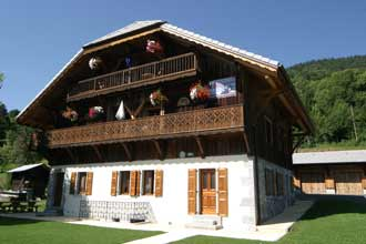 Location Samoens appartements chalets