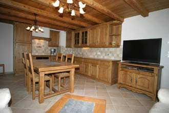 Location Samoens appartements chalet